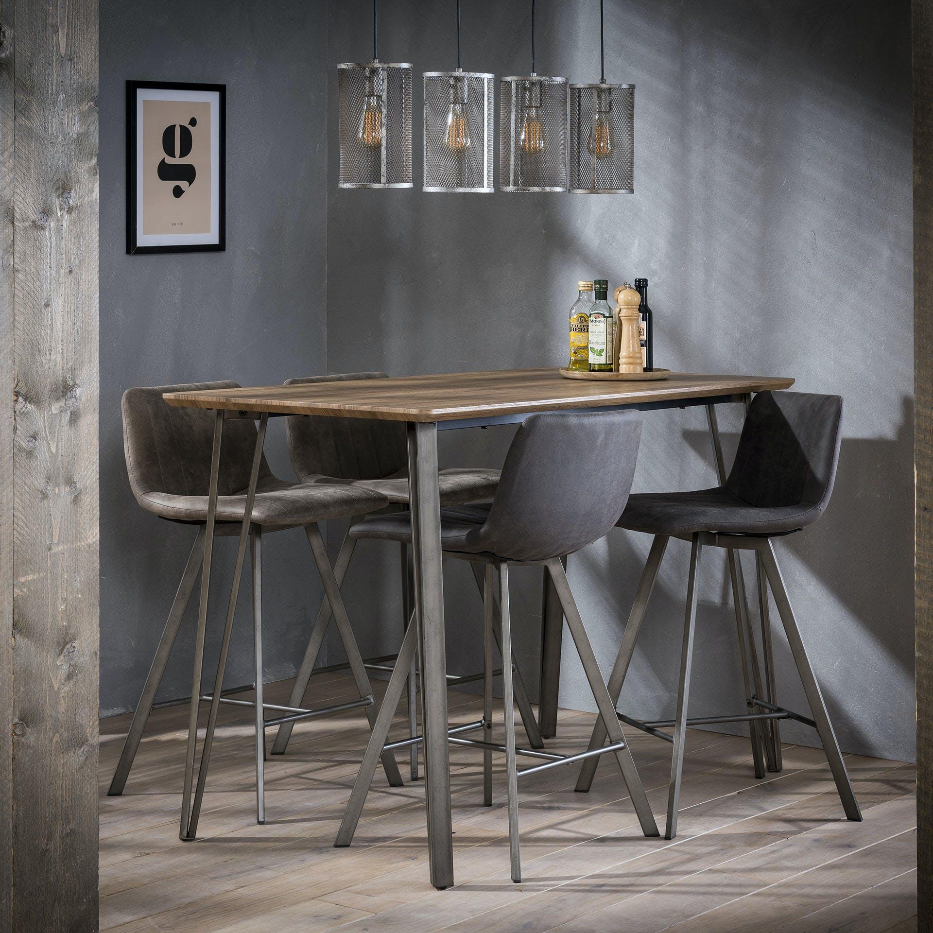 Table haute rectangulaire HELSINKI réf.30021984
