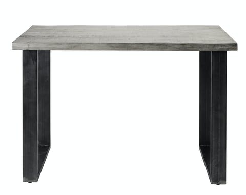 Table haute rectangulaire manguier LUCKNOW
