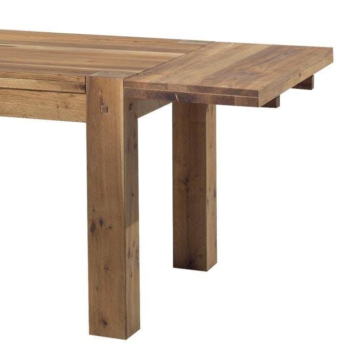 Allonge 50cm Chêne pour table repas 150 et 180 FJORD
