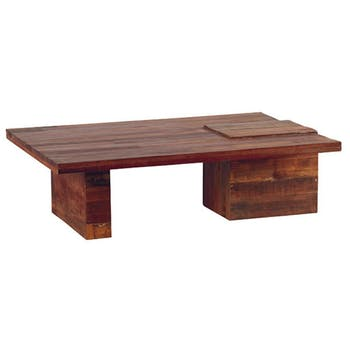 Table basse exotique Banquirai recyclé 121 cm OCEANIE