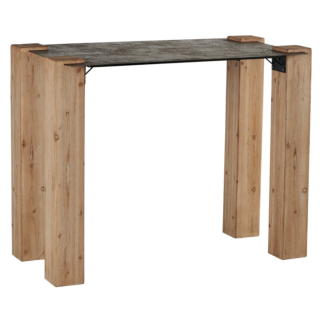 Table haute industrielle nordique 140 ACTUS