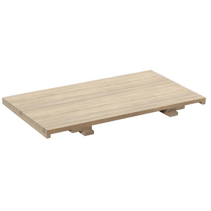 Allonge 50cm pour Table repas 160cm MALMOE2