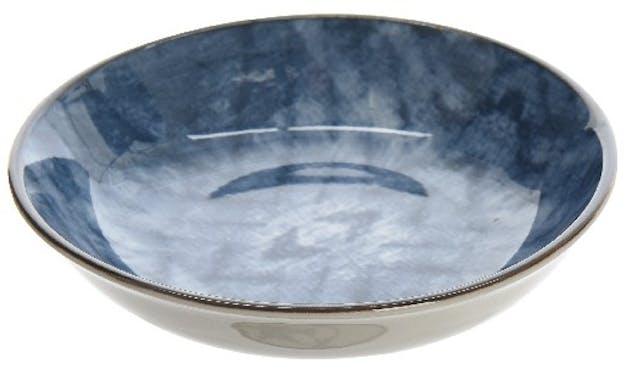 Coupelle en porcelaine bleue 8cm