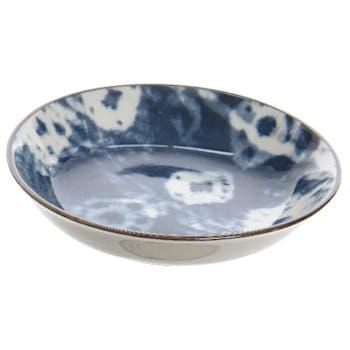 Coupelle en porcelaine bleue et blanche 8cm