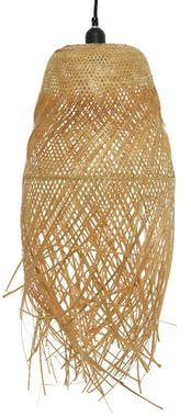 Suspension bambou 28 cm