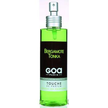Parfum d'ambiance Bergamote Tonka CLEM GOA 150ml