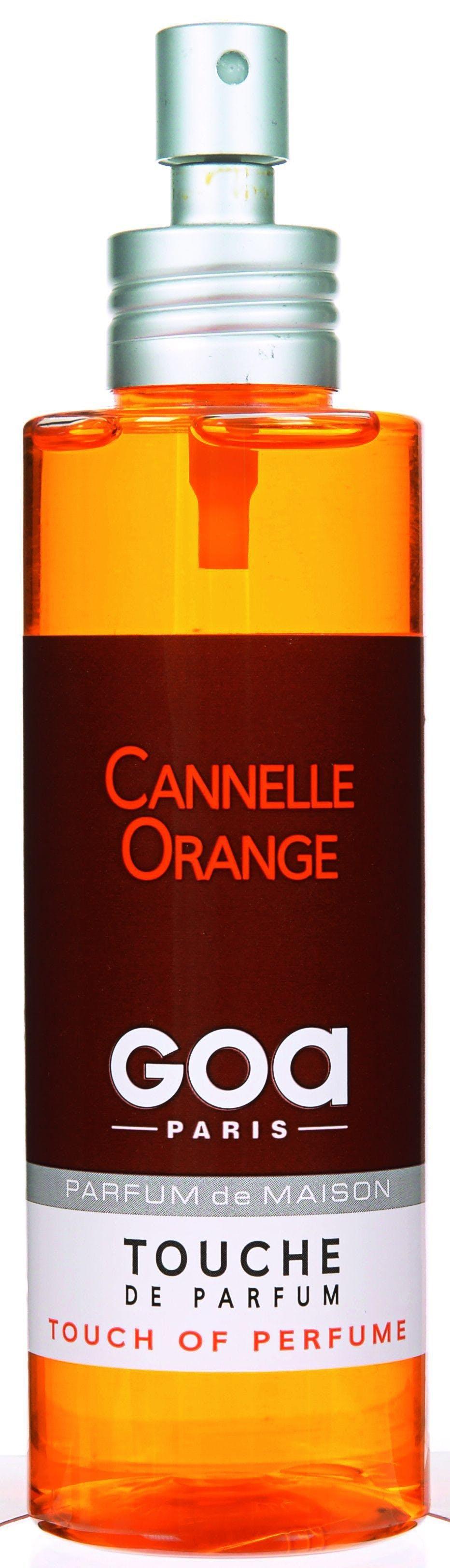 Parfum d'ambiance cannelle orange CLEM GOA 150ml