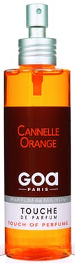 Parfum d'ambiance cannelle orange CLEM GOA 150ml