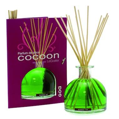 Diffuseur de parfum Cocoon Bambou Thé CLEM GOA 250ml