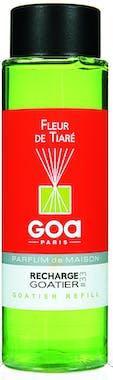 Recharge Fleur de Tiare pour diffuseur de parfum CLEM GOA 250ml