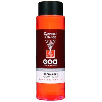 Recharge Cannelle Orange pour diffuseur de parfum CLEM GOA 250ml
