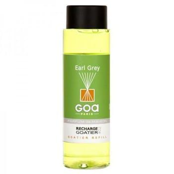 Recharge Earl Grey pour diffuseur de parfum CLEM GOA 250ml