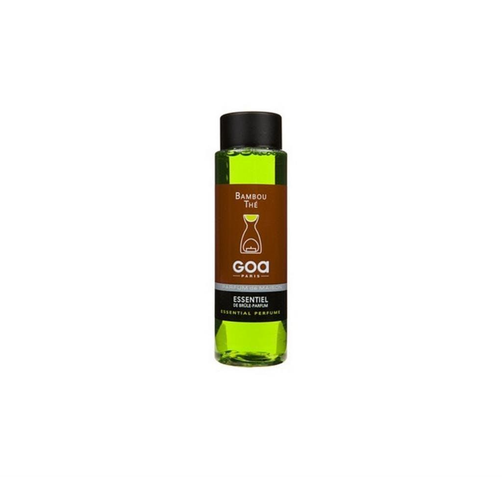 Huile parfumée Bambou pour brûle-parfum CLEM GOA 250ml