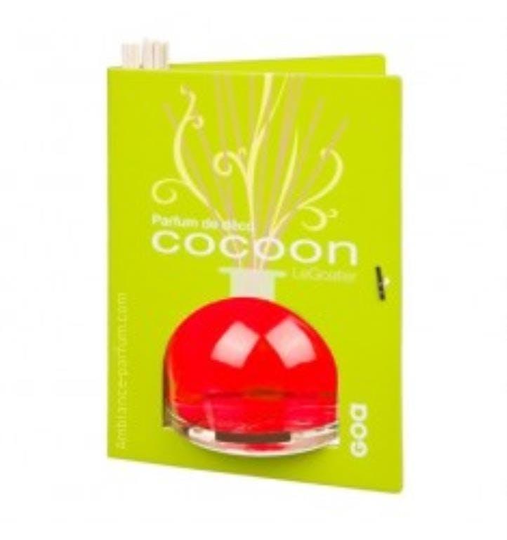 Diffuseur de parfum Cocoon Bois d'épices CLEM GOA 250ml