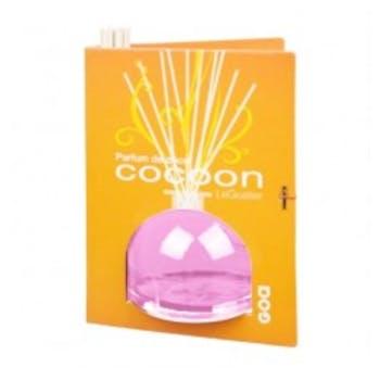 Diffuseur de parfum Cocoon Cèdre Gourmand CLEM GOA 250ml