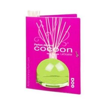 Diffuseur de parfum Cocoon Papyrus et Jasmin CLEM GOA 250ml
