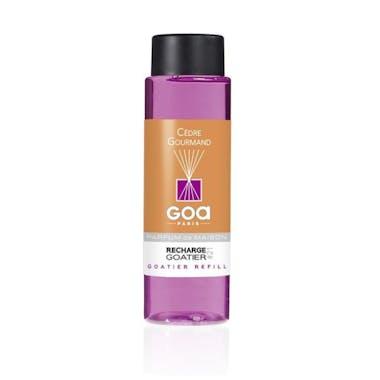 Recharge Cèdre Gourmand pour diffuseur de parfum CLEM GOA 260ml