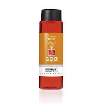 Recharge Chypre Rouge pour diffuseur de parfum CLEM GOA 260ml