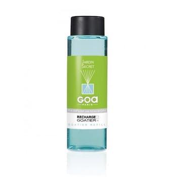 Recharge Jardin Secret pour diffuseur de parfum CLEM GOA 260ml