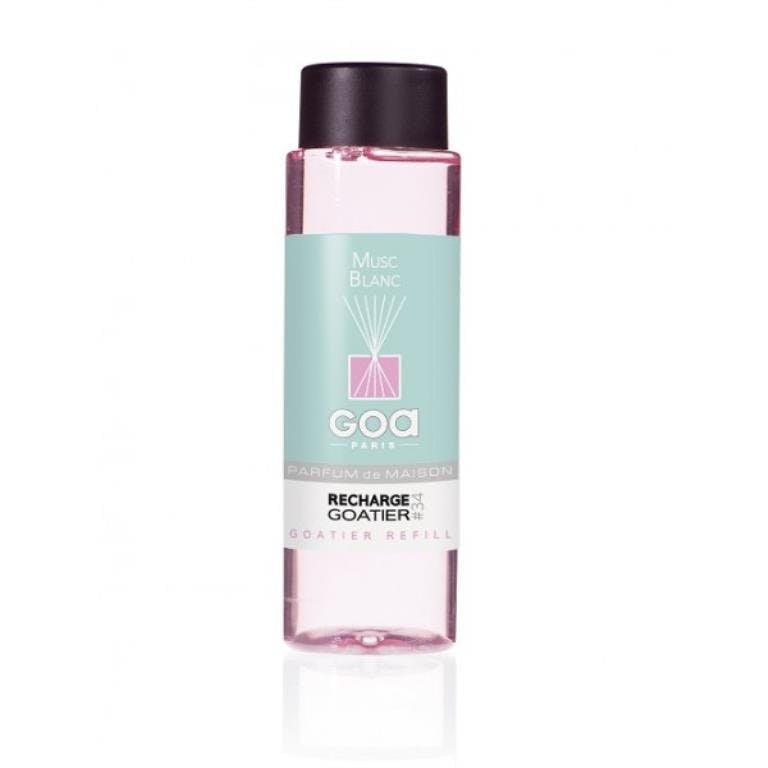 Recharge Musc Blanc pour diffuseur de parfum CLEM GOA 260ml