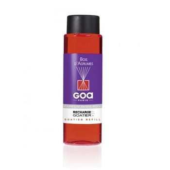 Recharge Bois d'Agrume pour diffuseur de parfum CLEM GOA 260ml