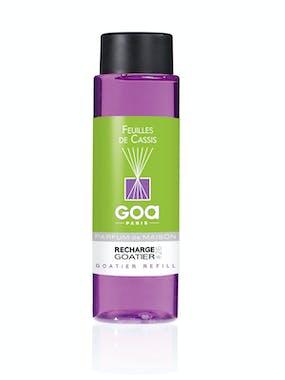 Recharge Feuilles de Cassis pour diffuseur de parfum CLEM GOA 260ml