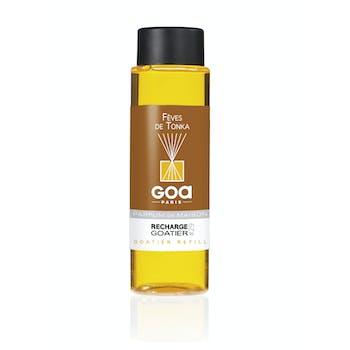 Recharge Fêve de Tonka pour diffuseur de parfum CLEM GOA 260ml