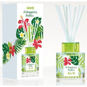 Diffuseur de parfum Echappées Belles CLEM GOA 200ml