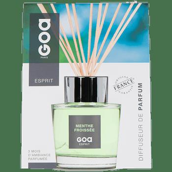 Diffuseur de parfum Esprit Menthe Froissée CLEM GOA 200ml