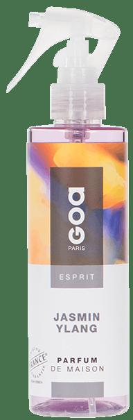 Vaporisateur de parfum Esprit Jasmin Ylang CLEM GOA 200ml