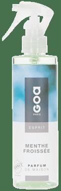 Vaporisateur de parfum Esprit Menthe Froissée CLEM GOA 200ml