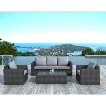 Salon de jardin détente | Pier Import