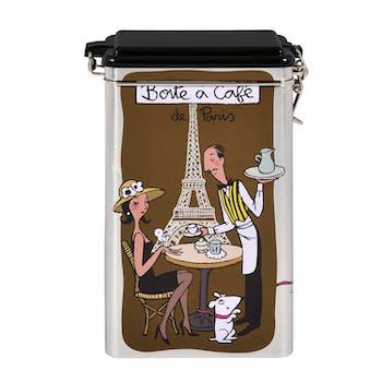 CUISINE DE VAL - Boite hermétique à café De paris Marron DLP