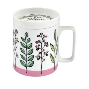POTION MAGIQUE - Mug avec couvercle ALI Multicolore Porcelaine DLP