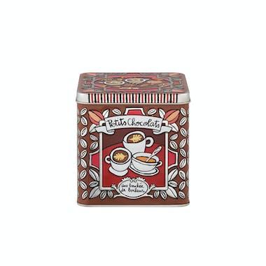 EMBOSSEE Boîte à Petits Chocolats 12,7x12,7x12,7cm DLP