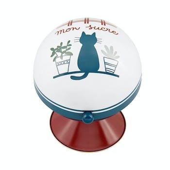 CUISINE AU NATUREL Boule à sucre Mon Sucre 13x7cm DLP
