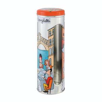 LES FENETRES Boîte à Spaghettis Venise 26x8,5cm DLP