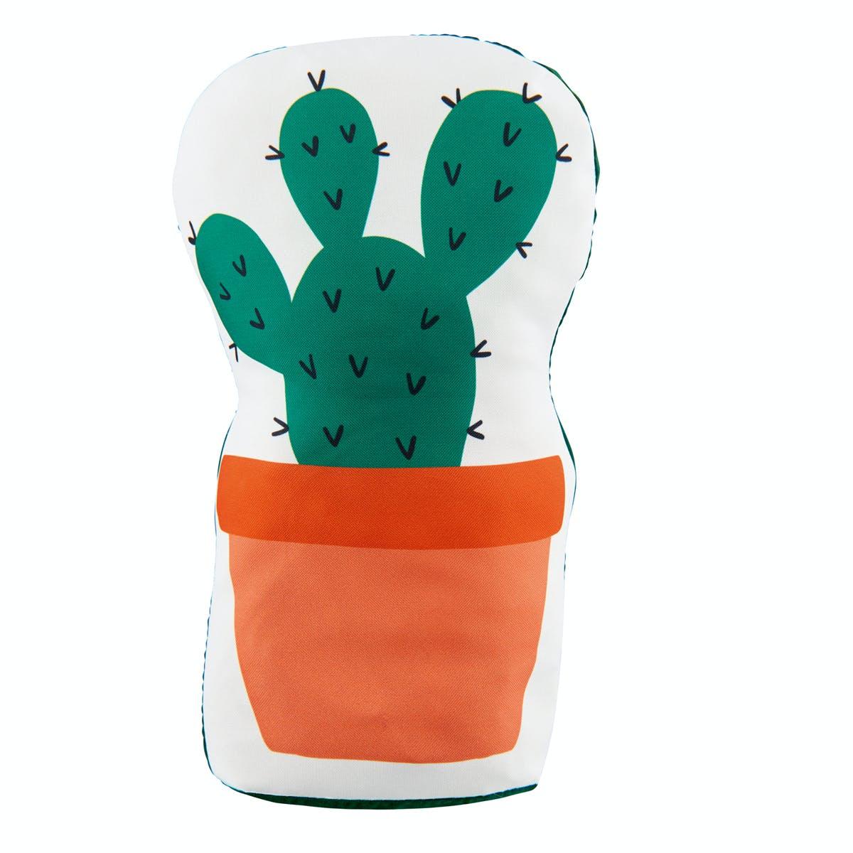 Bloque porte Cactus pot 30x16x7cm DLP
