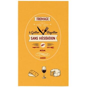 SANS MODERATION Kit livre + accessoires à fromage 16x2x28cm DLP