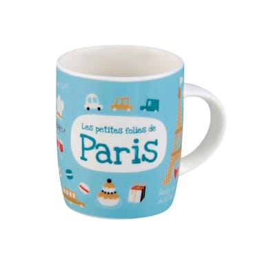 PETITES FOLIES DE PARIS Tasse à café DLP