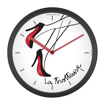 """Horloge """"La Trotteuse"""" D30cm DLP"""