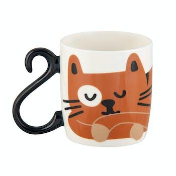 """Mug """"Comme ci comme Chat"""" 9cm DLP"""