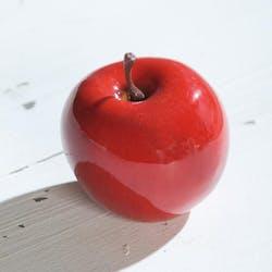 Pomme déco PIERIMPORT 6,5 cm