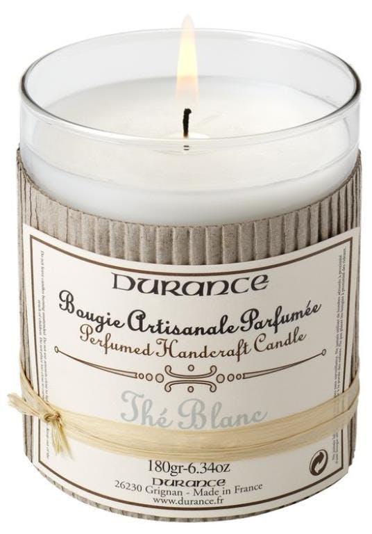 Bougie parfumée Thé blanc DURANCE