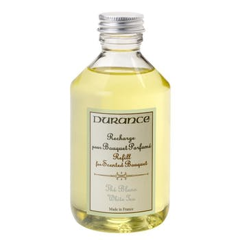 Recharge Thé blanc pour diffuseur de parfum 250ml DURANCE