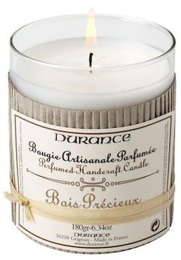 Bougie parfumée Bois précieux DURANCE