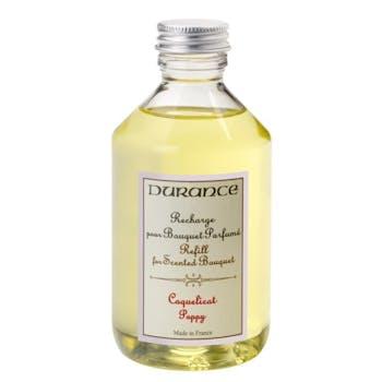 Recharge Coquelicot pour diffuseur de parfum 250ml DURANCE