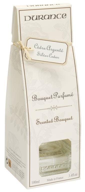 Diffuseur de parfum Cèdre argenté 100ml DURANCE