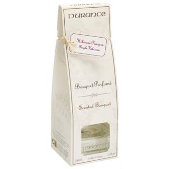 Diffuseur de parfum Hibiscus pourpre 100ml DURANCE