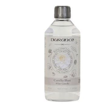 Recharge Camélia Blanc pour lampe merveilleuse 500ml DURANCE